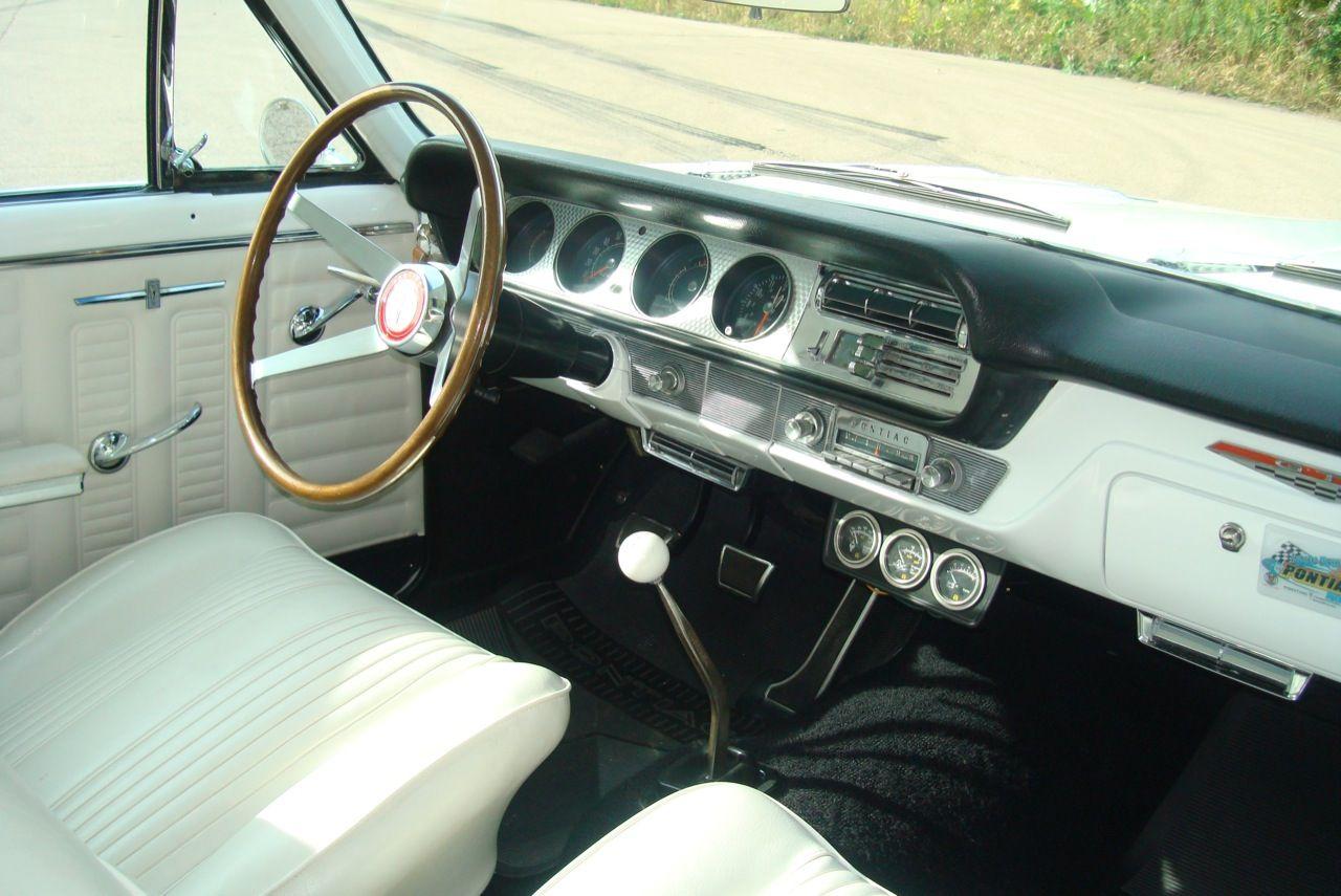 1964 Pontiac Gto Interior (1280×855)