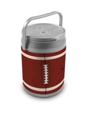Picnic Time Men's Football 10-Can Cooler - Multi - One Size