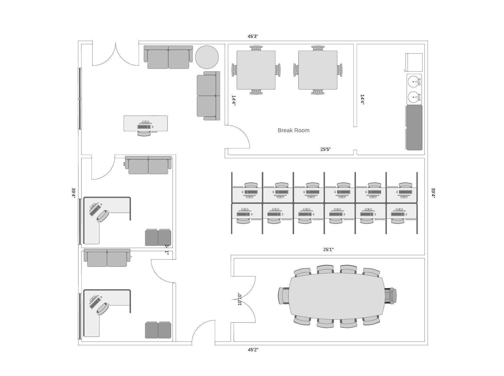Floor Plan Software Lucidchart Floor Plans Floor Plan Generator How To Plan