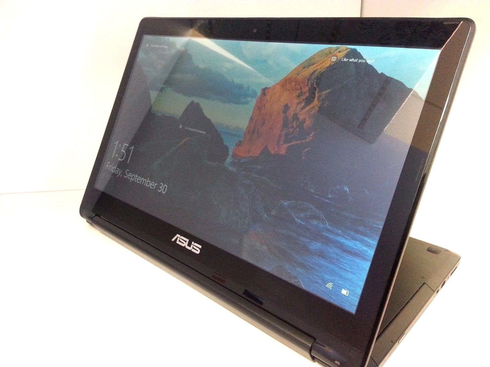 Asus Q551l Intel I7 4th Gen 8gb 1tb Convertible 2 In1 15 6 Hd Touch Laptop Asus Intel 8gb