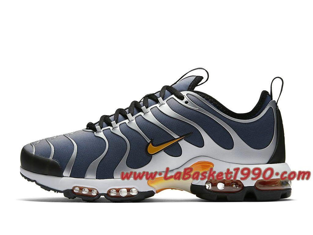 Nike Air Max Plus TN Ultra 898015_401 Bleu Noir Chaussures Nike Prix Pas  Cher Pour Homme