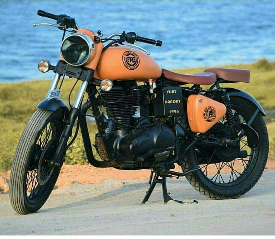 Pin By Vy On Bikes Royal Enfield Modified Royal Enfield