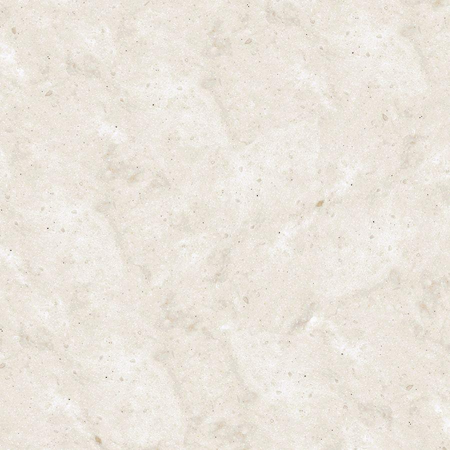 shop lg hi macs cream solid surface kitchen countertop sample at lowescom - Corian Arbeitsplatten Lowes