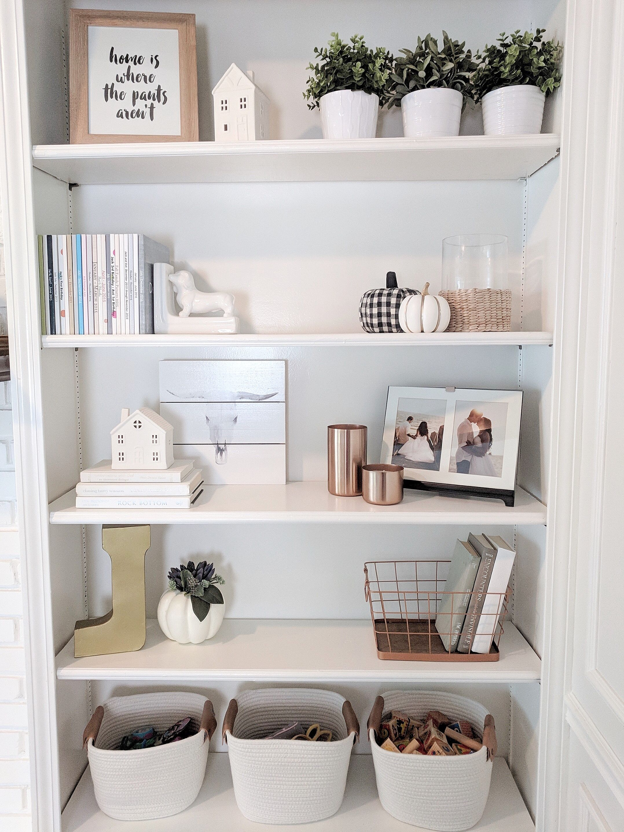 How To Decorate Shelving Room Decor Decor Living Room Designs