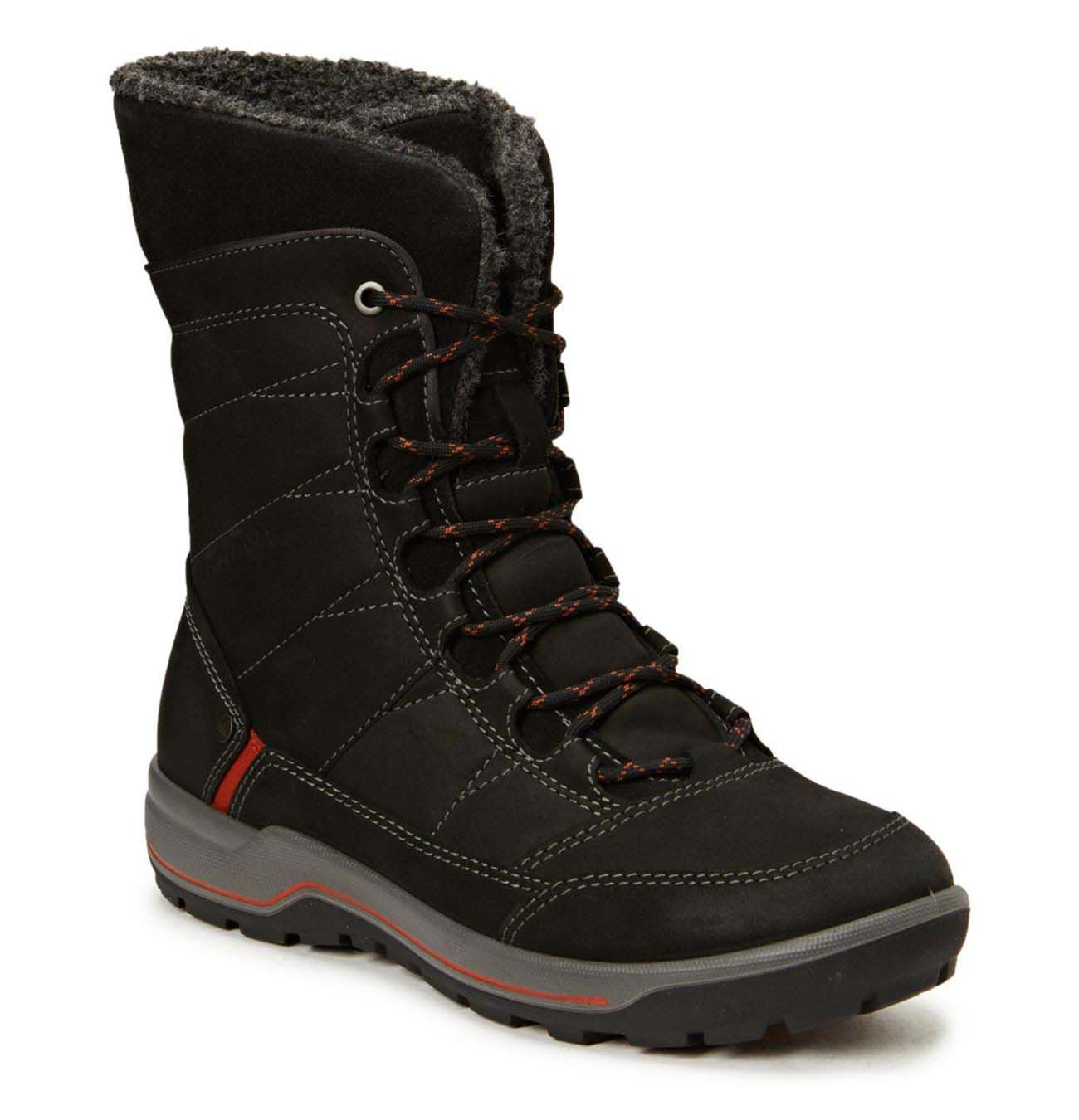 7d62e4d6 ECCO TRACE LITE | Winter Boots | Pinterest | Womens fashion, Winter ...