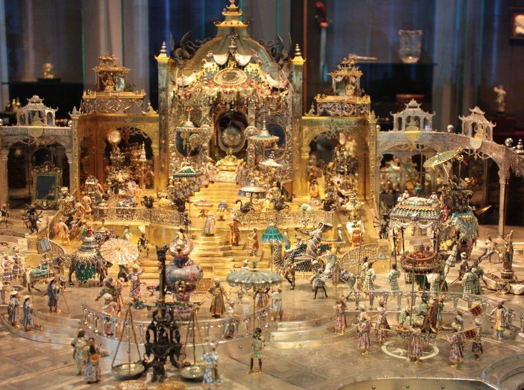 Historisches Grunes Gewolbe Dresden Classical Interior Design Art And Architecture