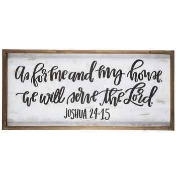 As For Me And My House Wood Wall Decor At Mardel Wood Wall Decor Kitchen Wall Art Wood Wall