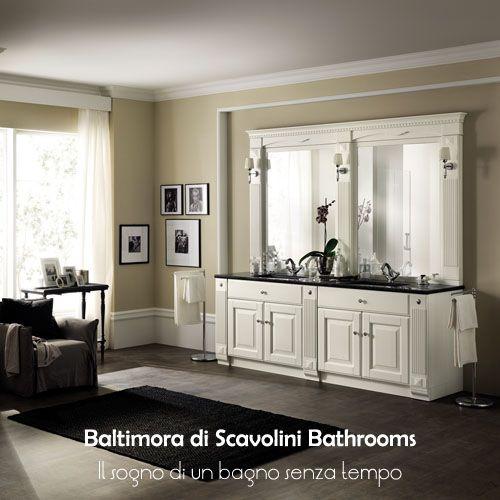 Scavolini: bagni senza tempo | living room | Pinterest | Living ...
