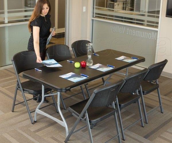 Tavolo Ripiegabile ~ Lifetime tavolo pieghevole cm lifetime tavoli e