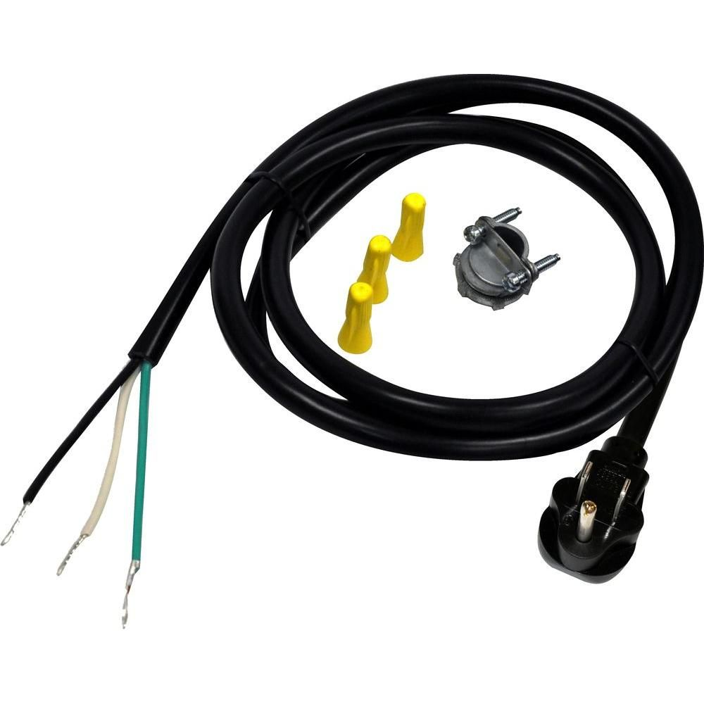 Whirlpool 3 Prong Dishwasher Power Supply Kit W10278923rp Dishwasher Slate Appliances