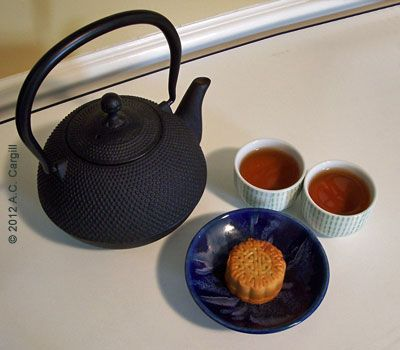 Moon Cakes and Tea