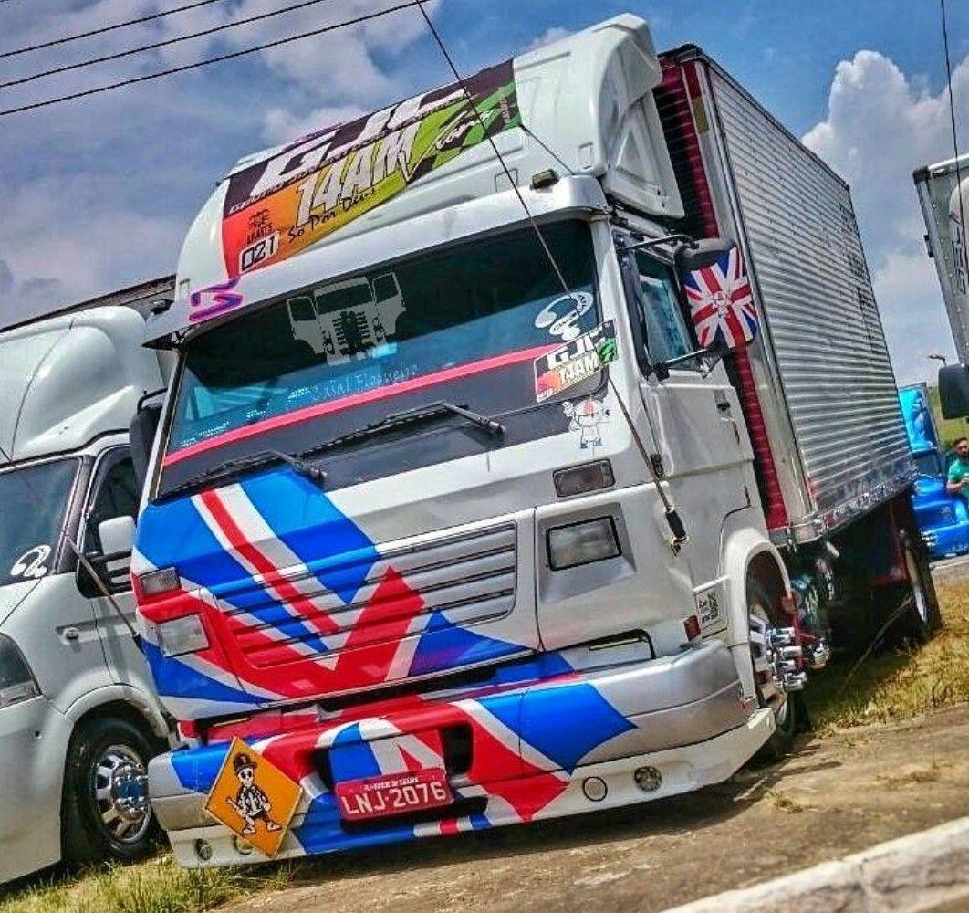 Pin De David Ruiz Em Vw Trucks Caminhoes Carretas Carros E
