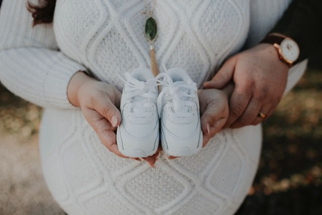 Photo of Plus size baby bump. Maternity Photos. Pregnancy photography