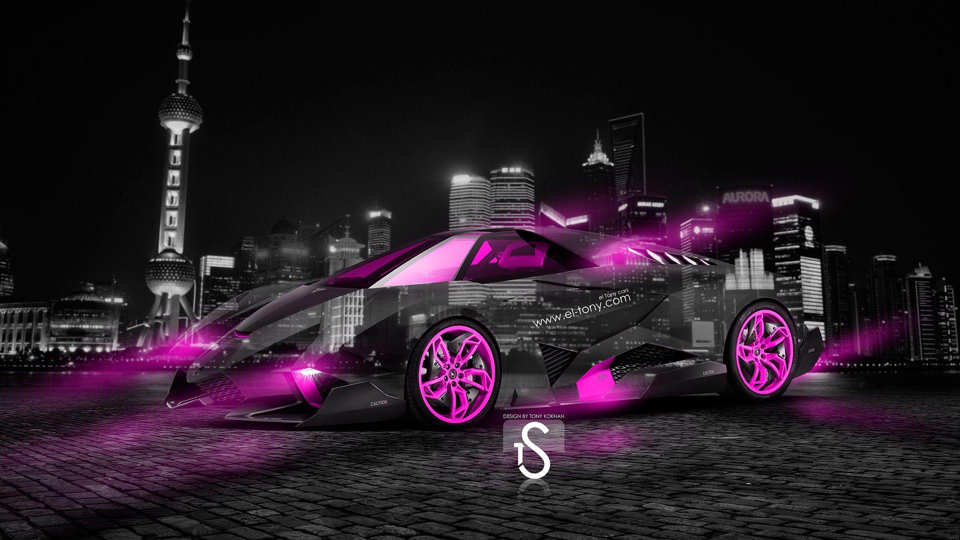 Charmant Lamborghini Egoista · City CarCrystalCar ...