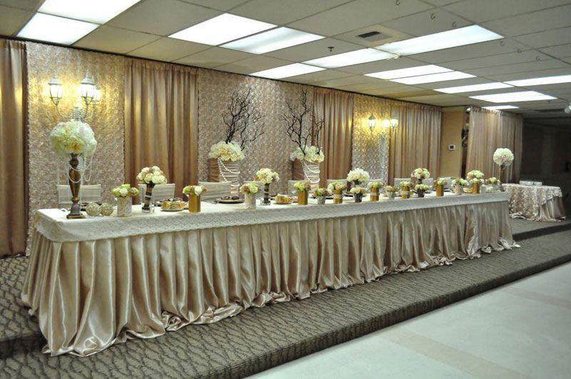 Head Table Decor Idea Help: Wedding Table Decorations For Weddings In Sri Lanka