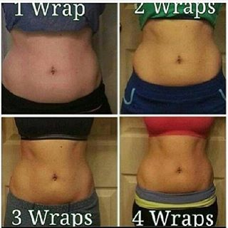 More incredible results!!! What will 4 wraps do for you?? I would love to see!! www.wrapswithamber.com