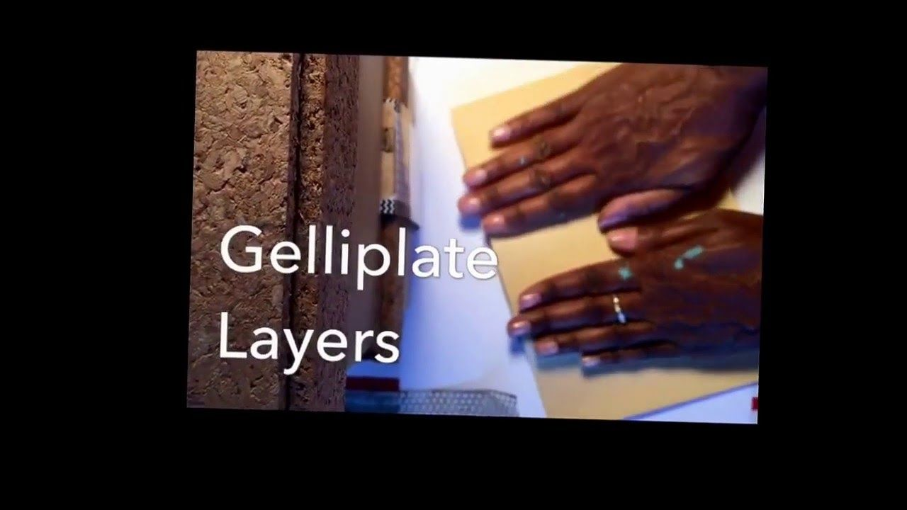 Gelliplate layers by robyn mcclendon today i was working in the gelliplate layers by robyn mcclendon today i was working in the studio on layers baditri Gallery