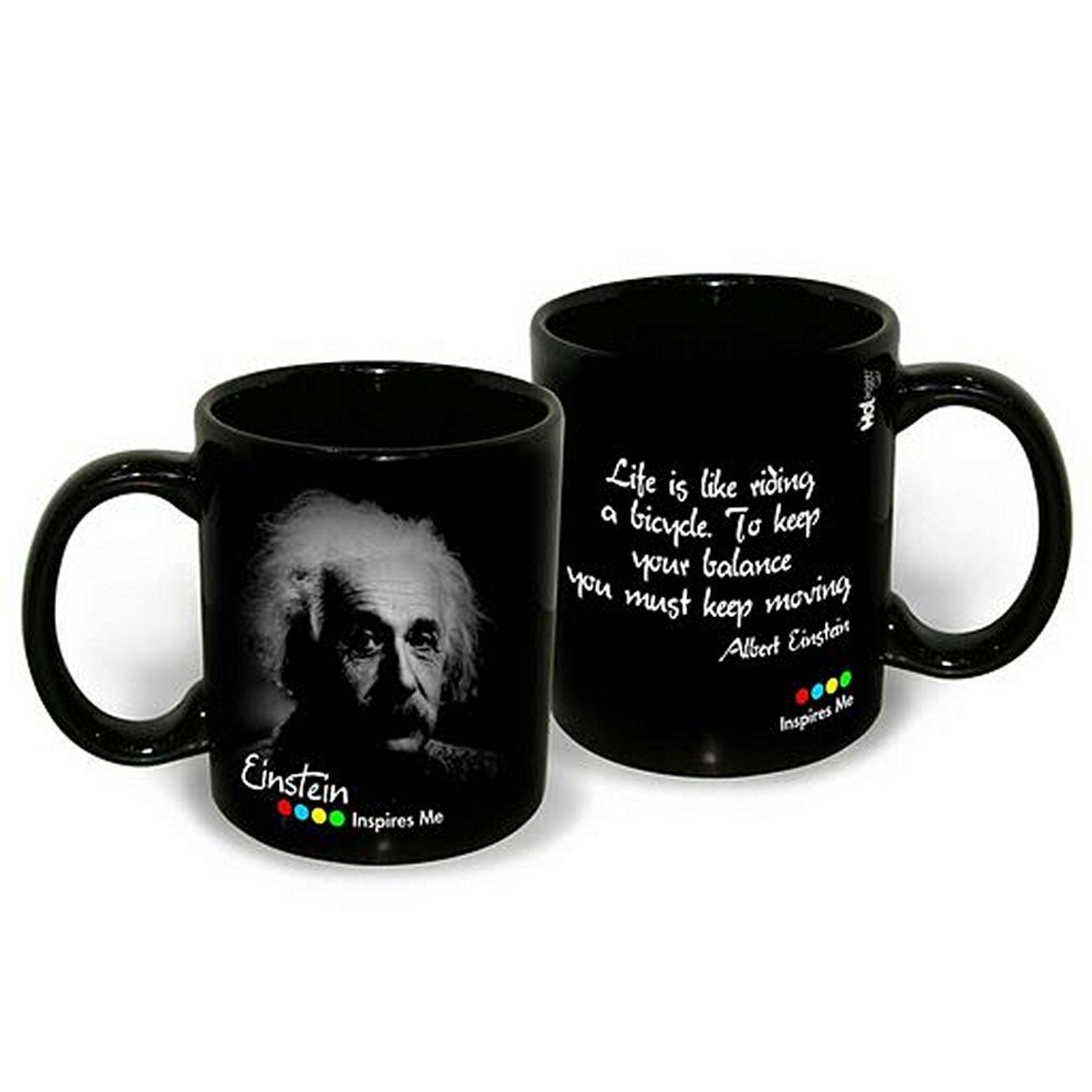 Buy HotMuggs IM Einstein Life is like bicycle Online