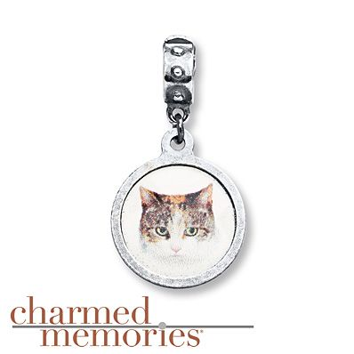 Charmed Memories Hope Necklace Sterling Silver 17X8w0co