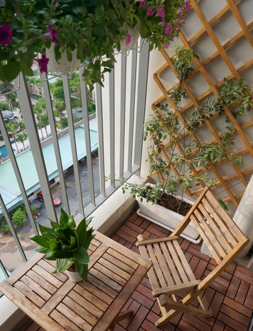 40 Affordable Apartment Balcony Decorating Ideas On A Budget In