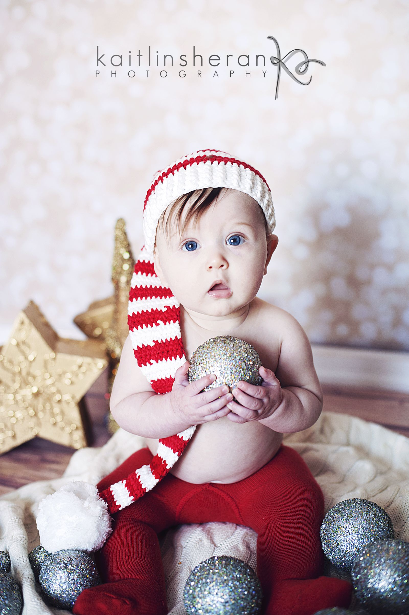 0677301ae christmas pictures 6 month old baby portraits christmas baby  www.kaitlinsheranphotography.com