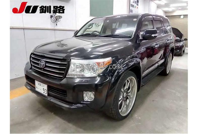 Car Details Vehicle make Toyota Model LandCruiser Month