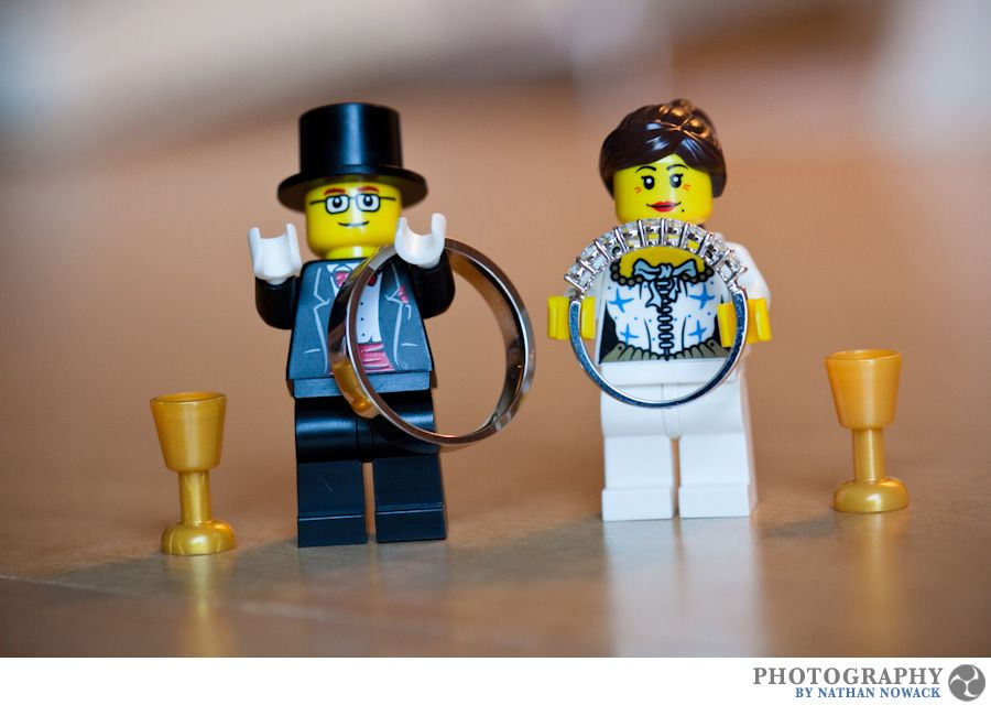 Lego Ring Bearers? Sounds good to me. :-) | Nathan Nowack ...