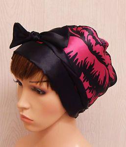 1a31adf03c0 Satin-sleep-bonnet-womens-headscarf-silky-head-wrap-curly-hair-sleeping-cap