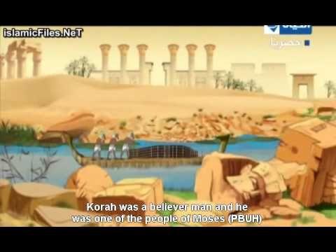 Story of Qarun (the time of Prophet Musa AS) - Surah Qasas - Part 1