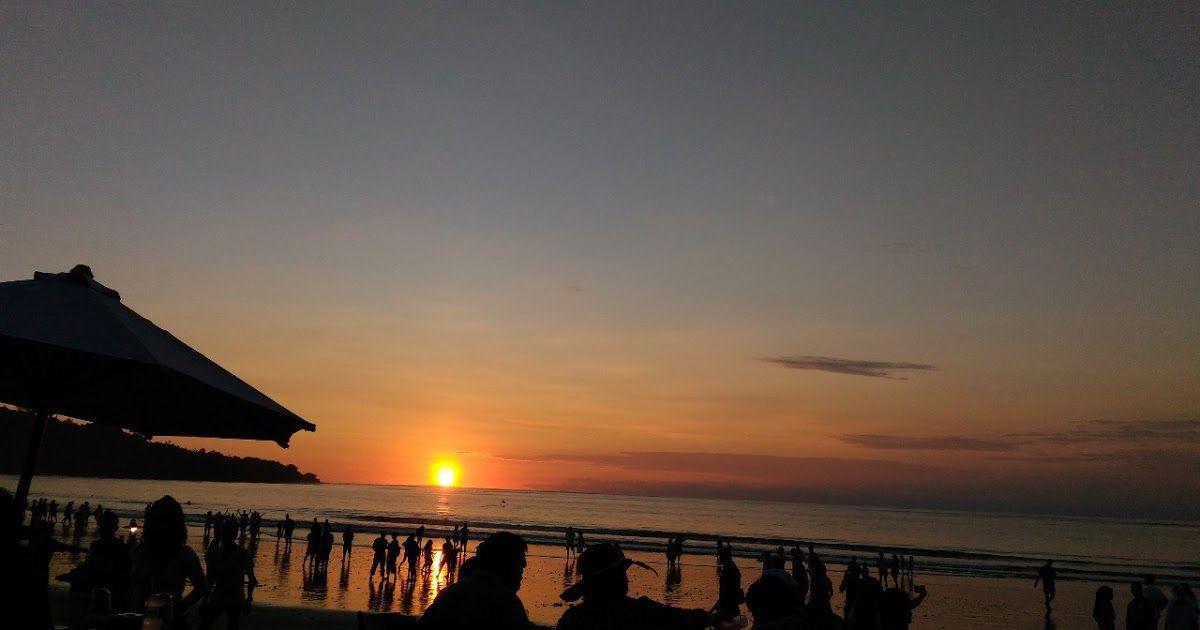 Pemandangan Pantai Bali Selagi Di Sini Kami Lebih Banyak Menghabiskan Waktu Di Kawasan Resor Karena Fasilitasnya Yang Betul Be Pemandangan Bali Fotografi Alam