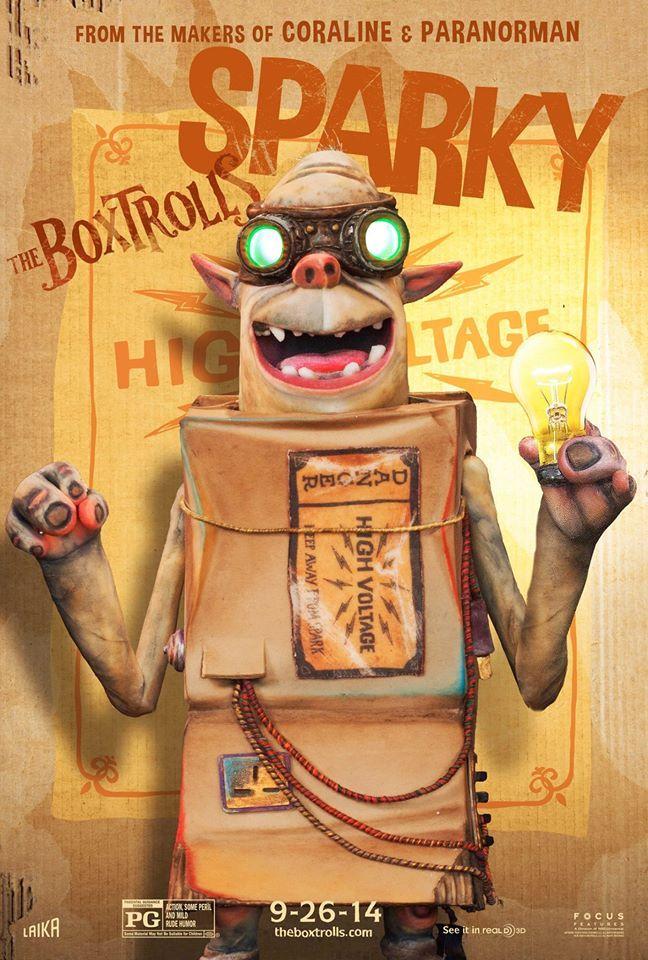 Https Www Facebook Com Theboxtrolls Stop Motion Trolls Movie Animation