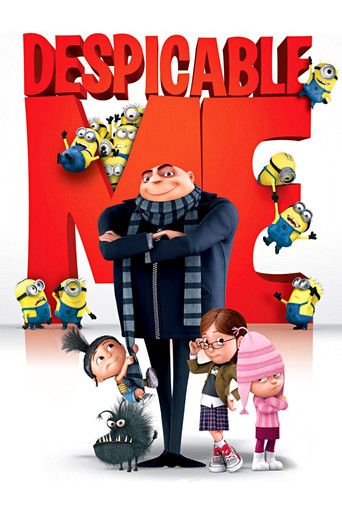 Despicable Me 2010 Watch Online Foundd Kid Movies Animated Movies Kids Movies
