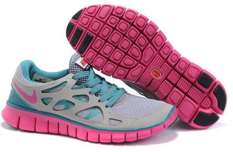 Barato gris azul running rosado hombres nike free run2 running azul Zapatos [freem 2 19 37385c