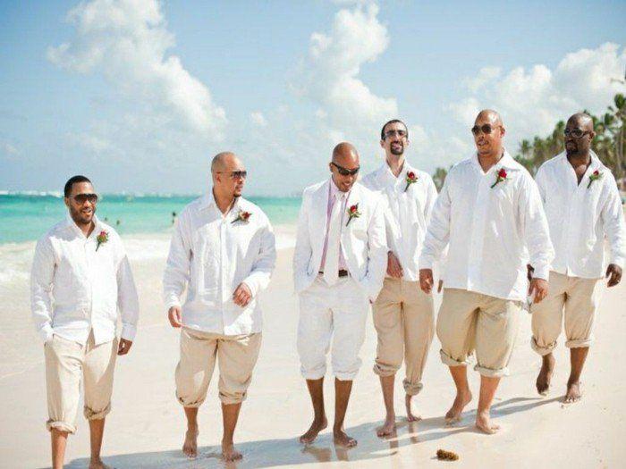 Dresscode Hochzeit: So geht das bei Männern richtig | Pinterest ...