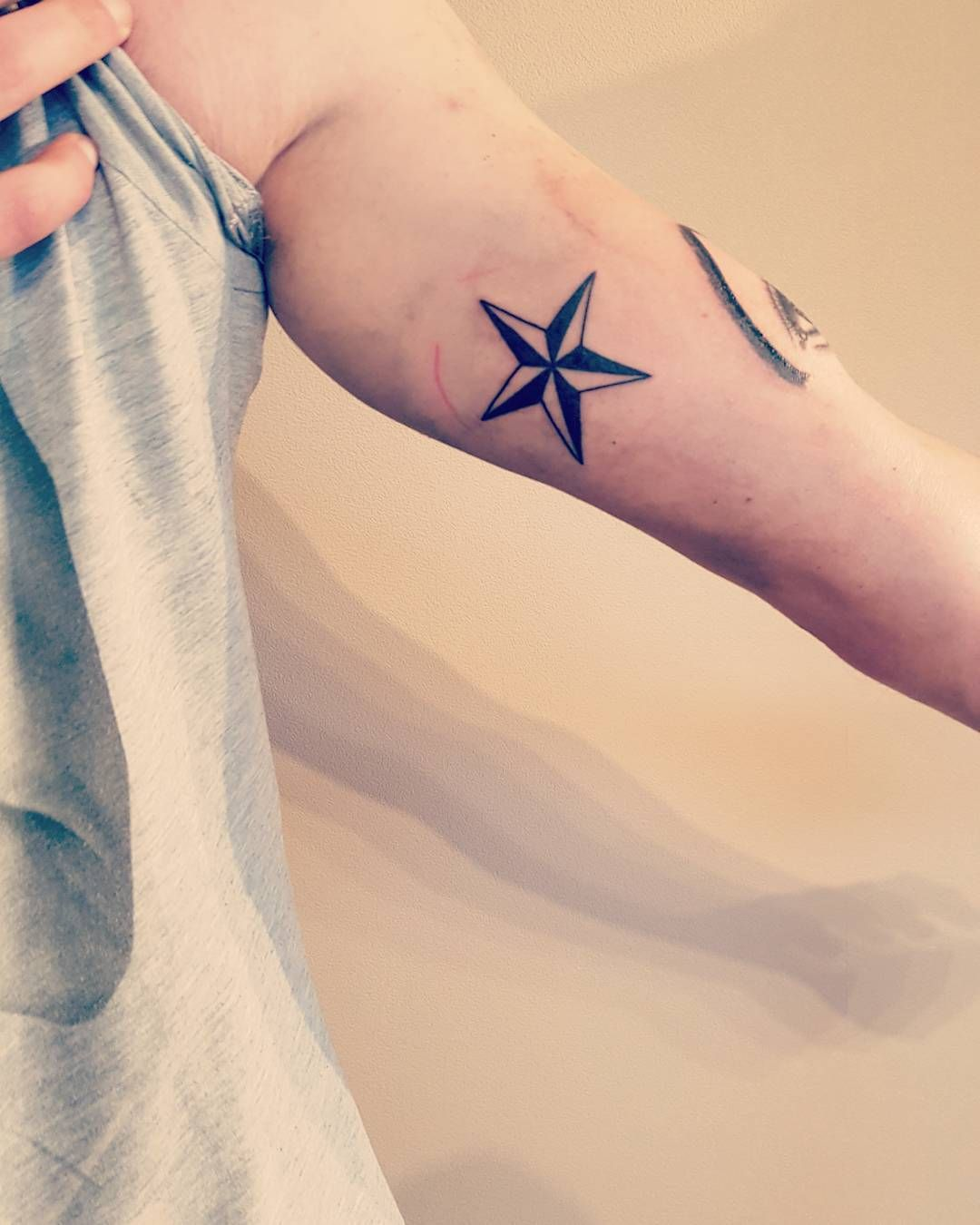 What is the meaning of star tattoos Cemonggaul Star