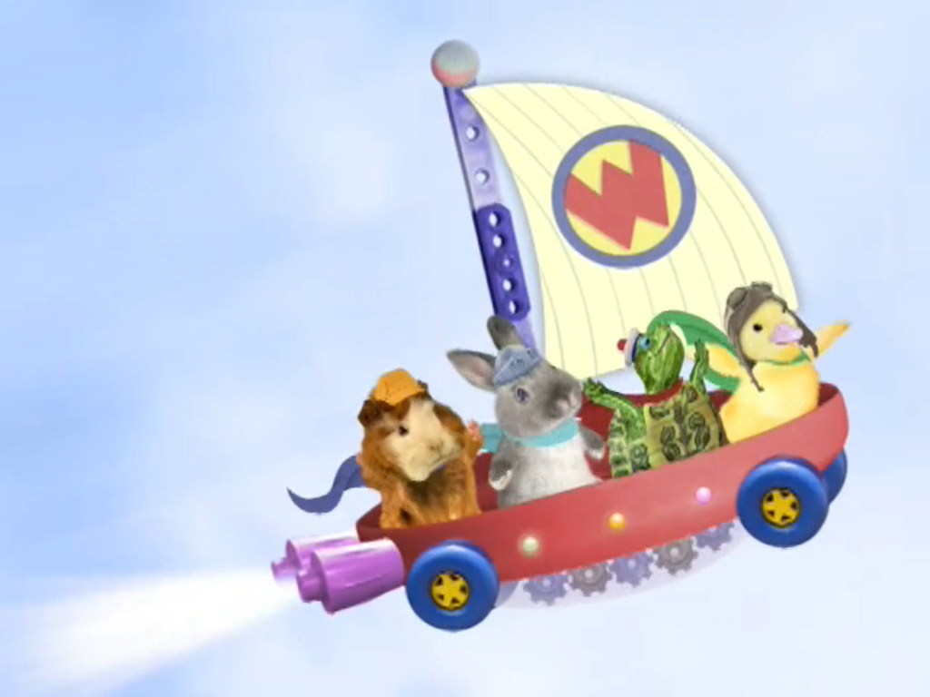 Wonder Pets And Special Guest Ollie The Bunny Save The Day En 2020 Mascotas Eres Maravilloso