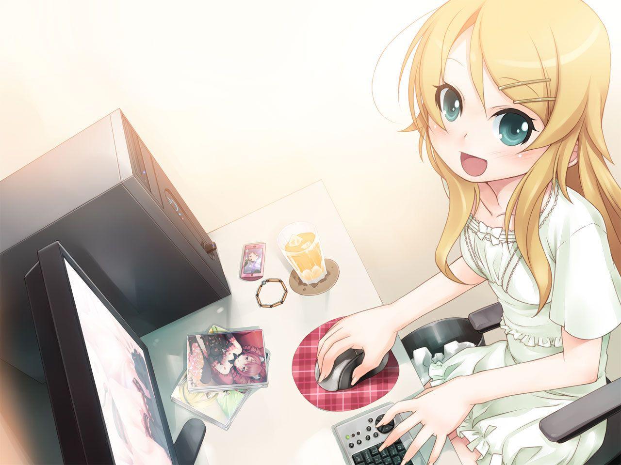 Gamer Girl Cat Musical Gamer