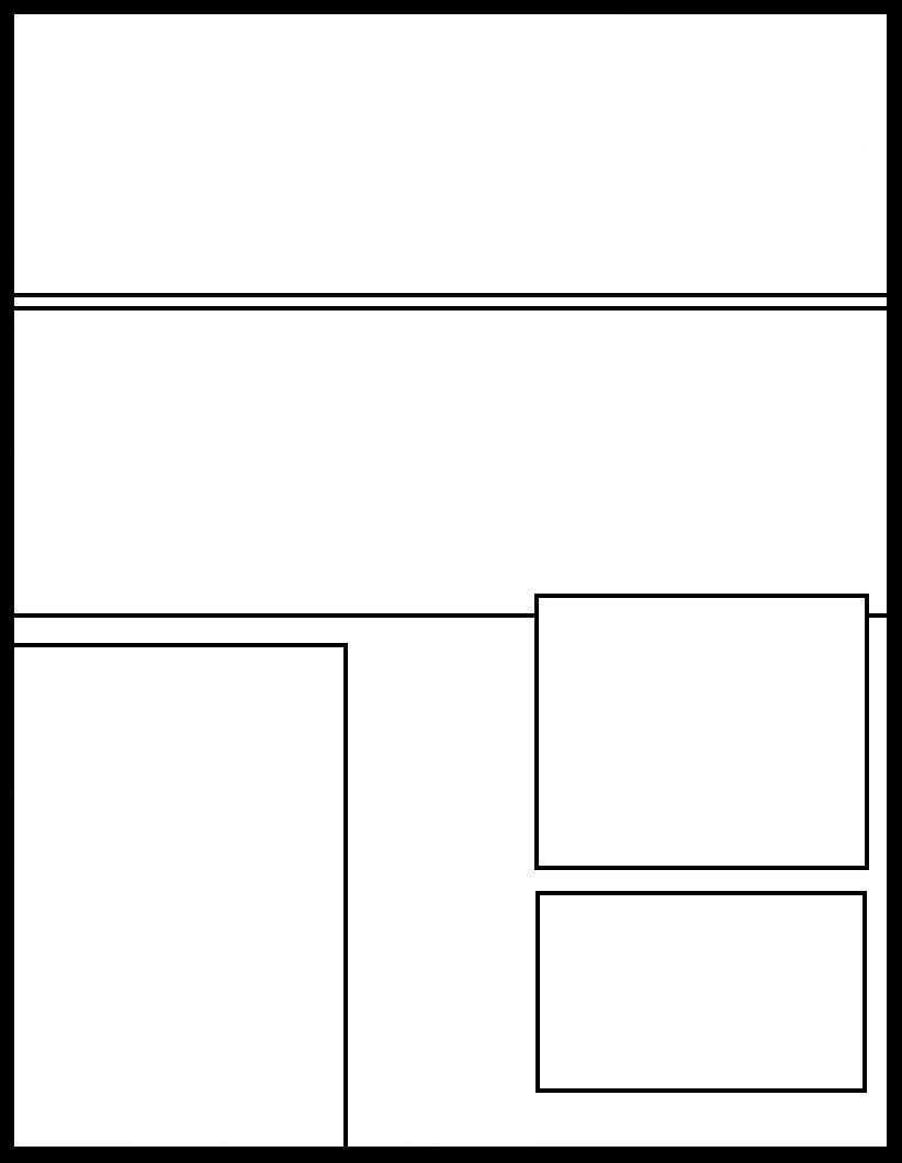 Manga Template 59 By Manga Template Deviantart Com On Deviantart Comic Template Comic Book Layout Comic Book Template