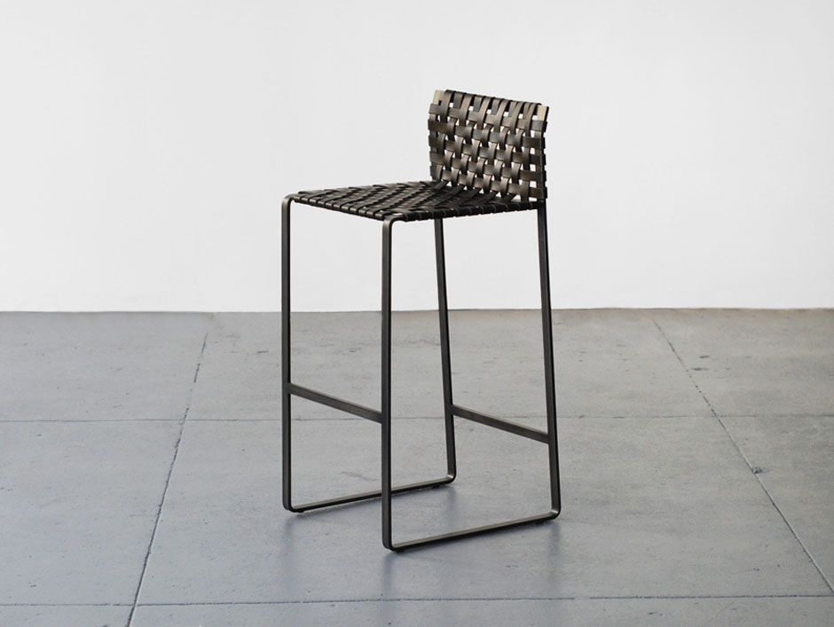 Mark Albrecht Woven Dining Chairs Dining Stools Furniture