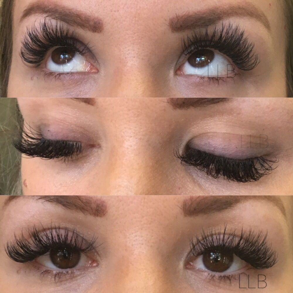 Dramatic Individual Eyelash Extensions By Little Lash Boutique In