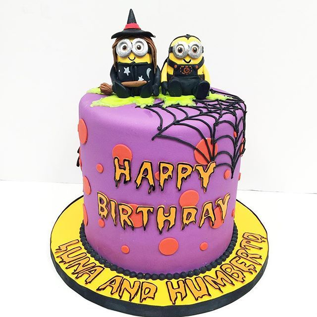 Halloween Birthday Cake Creative cakes 2 Pinterest Birthday - halloween birthday cake ideas