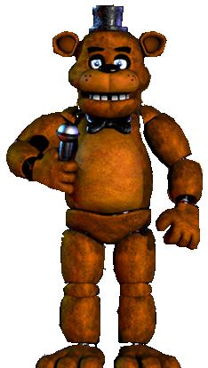 Freddy Fazbear Freddy Fazbear Anime Fnaf Fnaf Freddy