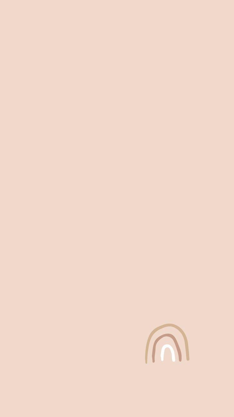 Rainbow Ring Aesthetic Iphone Wallpaper Plain Wallpaper Iphone Iphone Background Wallpaper