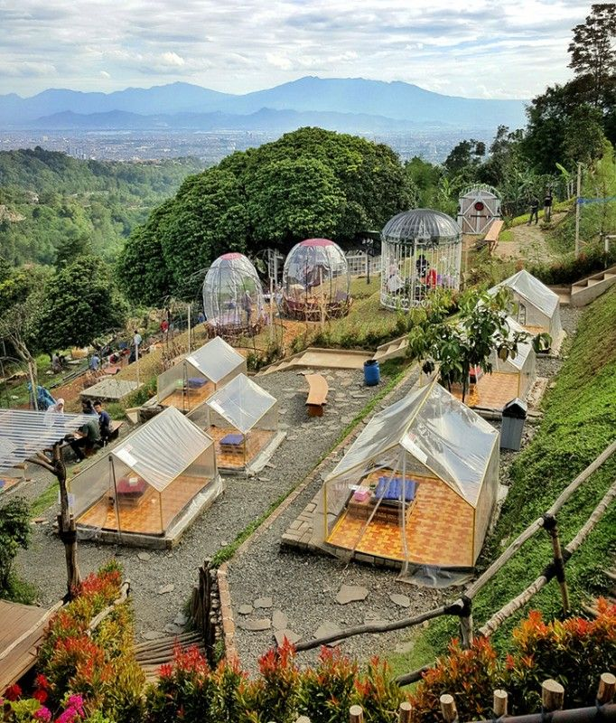 10 Instagrammable Spots in Bandung That's Worth Your Visit