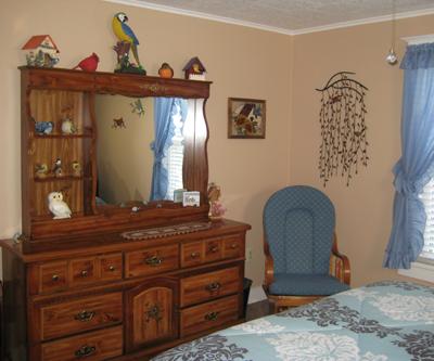 Maple Rose Bed and Breakfast, Elysburg PA - Rooms