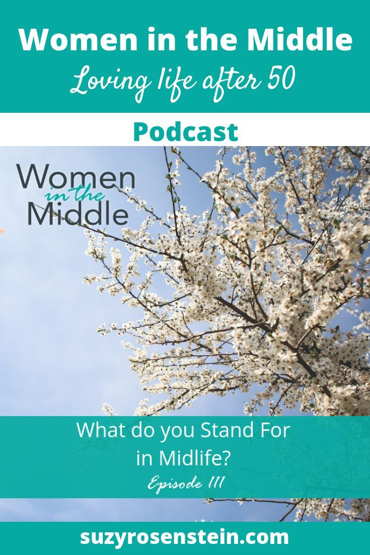 Do you know what you stand for, what your purpose is, what your core values are?  #midlife #midlifecrisis #mentalhealth #authenticity #behappy #bepresent #conviction #goals #values #corevalues #personaldevelopment #thoughts #thoughtmodel #lifecoach #midlifecoach #lifecoaching #womeninthemiddle #womeninthemiddlepodcast #podcast #podcasts #itunes #feelings