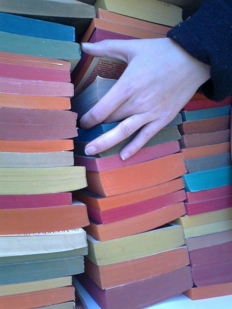 bright books!