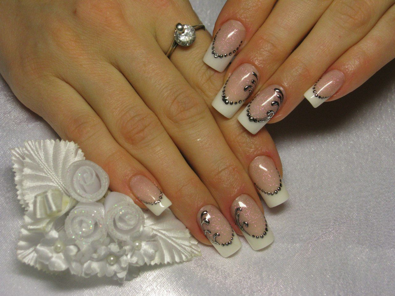 French Fussnägel Bilder Elegant Nail Designs French Nails Easiest Way To Have Beautiful