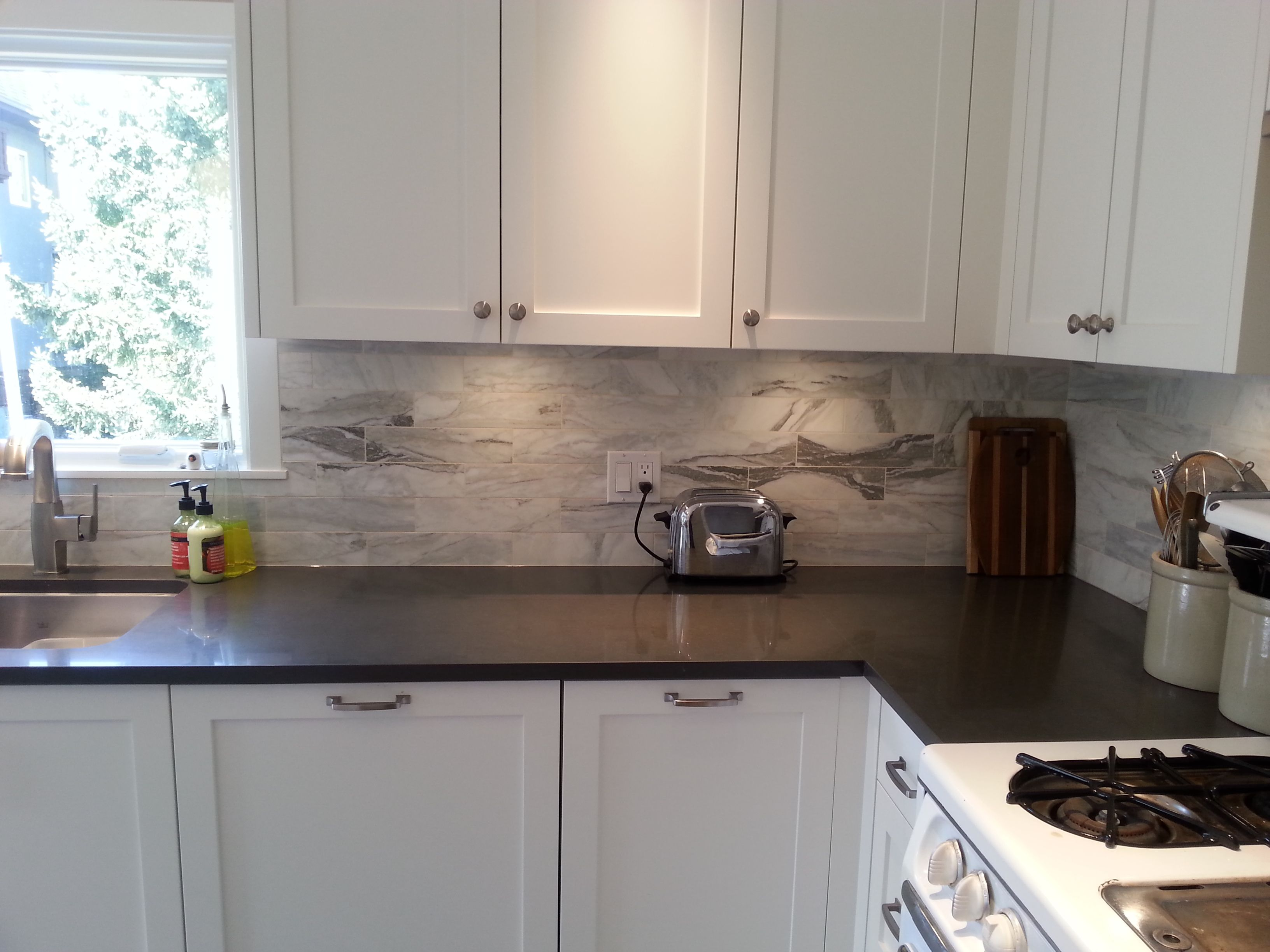 How Much Are Quartz Countertops Installed Vicostone Counter Top Installed By Archstone Kitchens 604