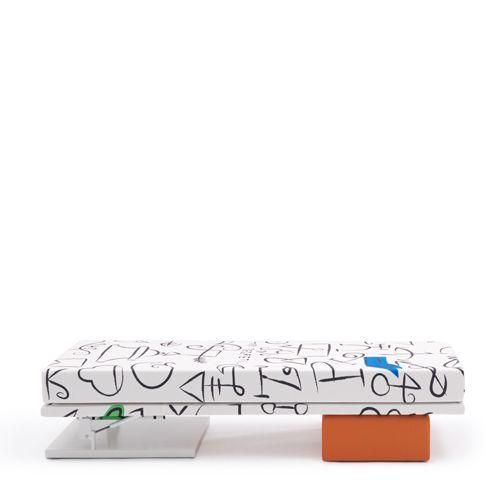 Altolà - letto reclinabile - Giulio Manzoni - Campeggi